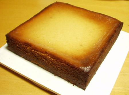 ハチミツ檸檬のチーズケーキ