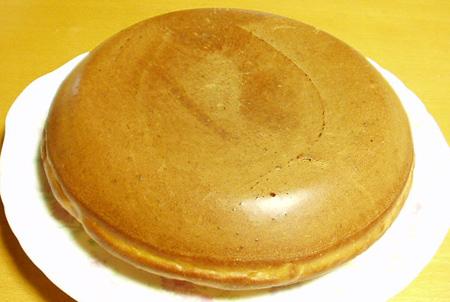 大きなパンケーキ