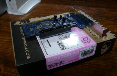 SAPARAIAD-PCI