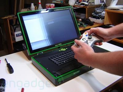 Laptop XBOX360