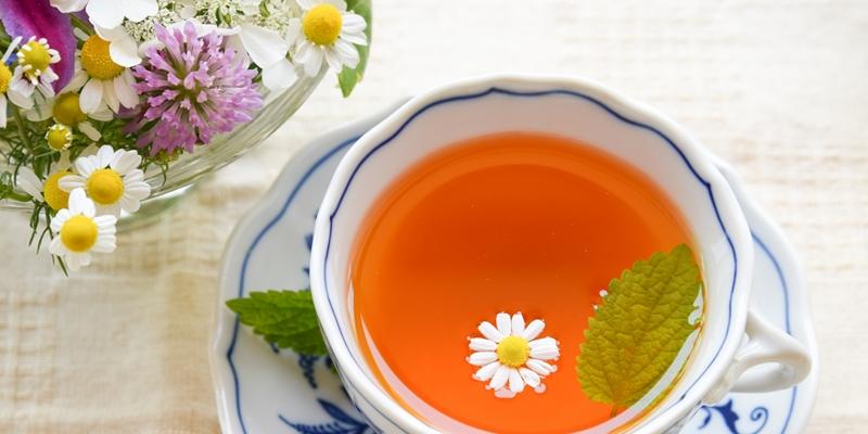 アロマと紅茶