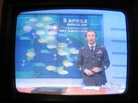 ネイビーさんの天気予報