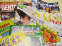 イタリアの雑誌
