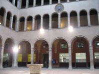 ヴェネチアの郵便局