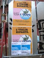 イタリアの選挙