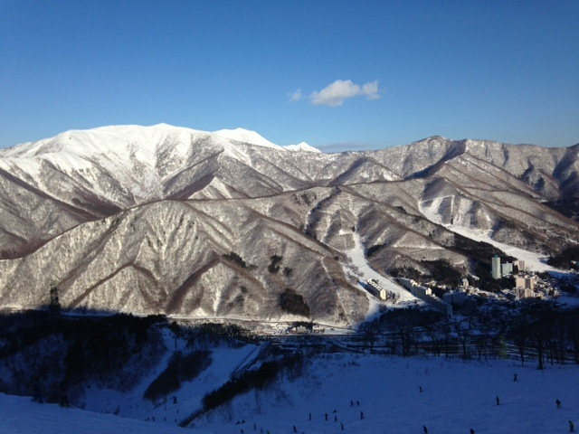 苗場スキー場年越し