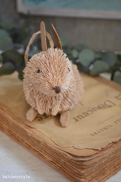 ブラシアニマルウサギ