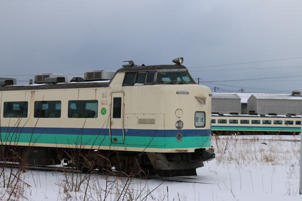 485系T13編成