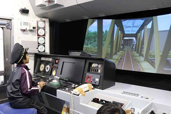 鉄道ふれあいフェスタ2015の鉄道...