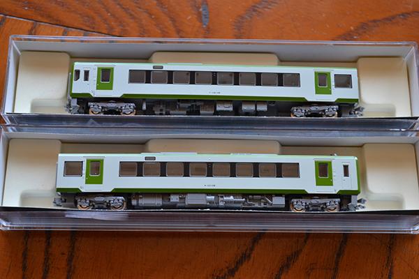 キハ111・112セット