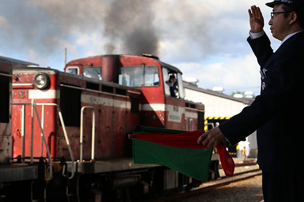 DD30機関車