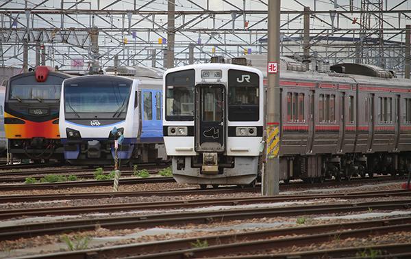 719系秋田車
