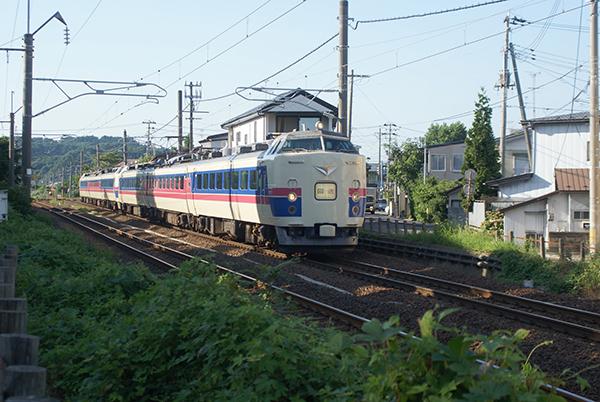 485系秋田色