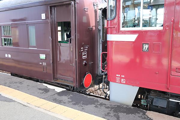 旧客レトロ列車