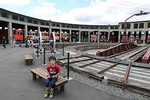 津山学びの鉄道館