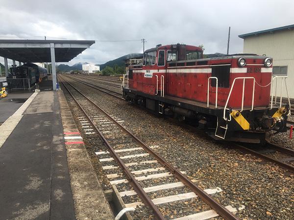 小坂鉄道DD30