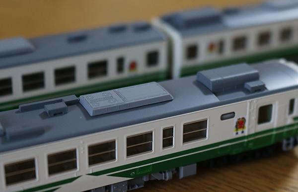TOMIX男鹿線キハ40