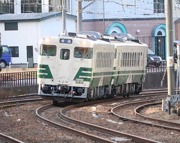 男鹿線用キハ40