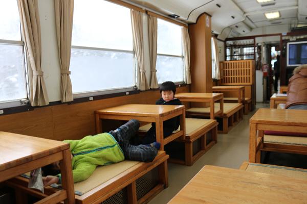 新春雪見列車
