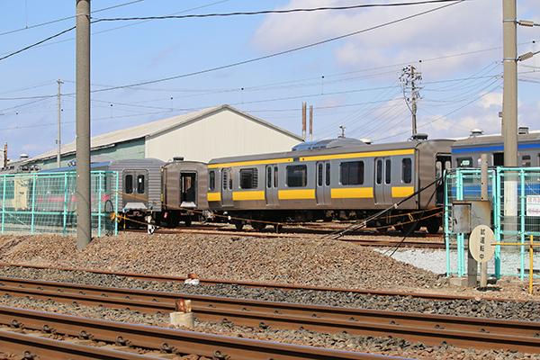 秋田総合車両センター