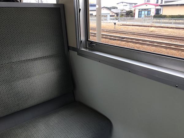 男鹿線キハ40