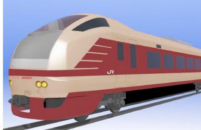 E653系特急色