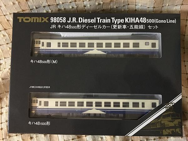 TOMIXキハ48五能線