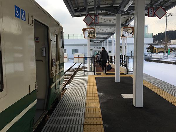 キハ40男鹿線