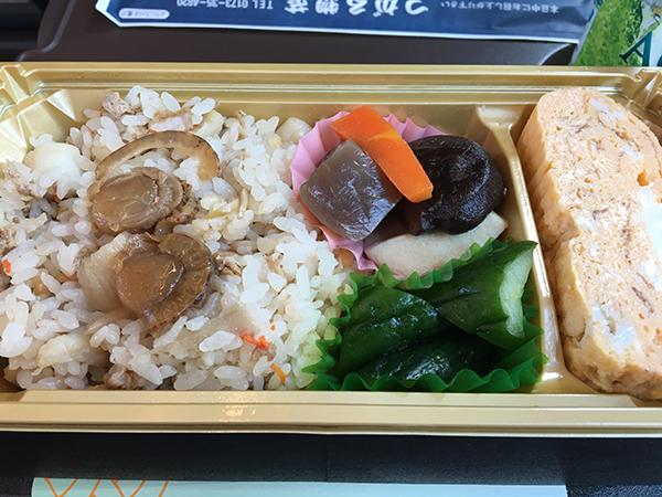 津軽ホタテ弁当