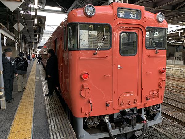 キハ48 国鉄色