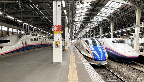 上越新幹線とき