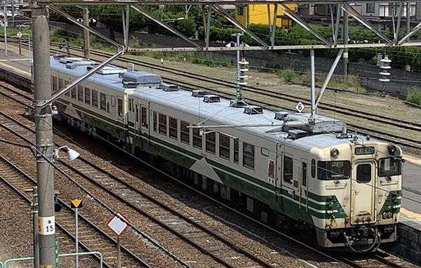 キハ48男鹿線