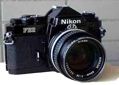 Nikonn FE2