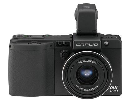 Caplio GX100