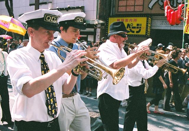 神戸ジャズストリート