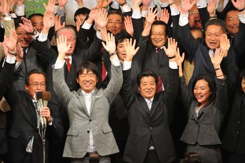 大阪維新の会完全勝利