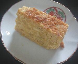 犬手作りケーキレシピ