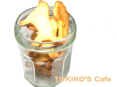 犬の手作りクッキーレシピ