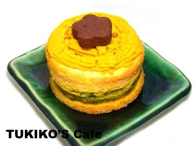 犬のケーキレシピ