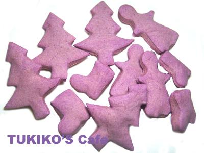 犬用クッキー作り方