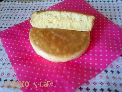 犬用パンケーキレシピ