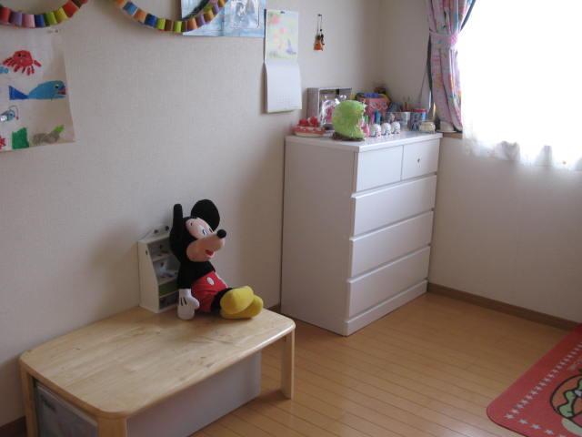 子ども部屋after