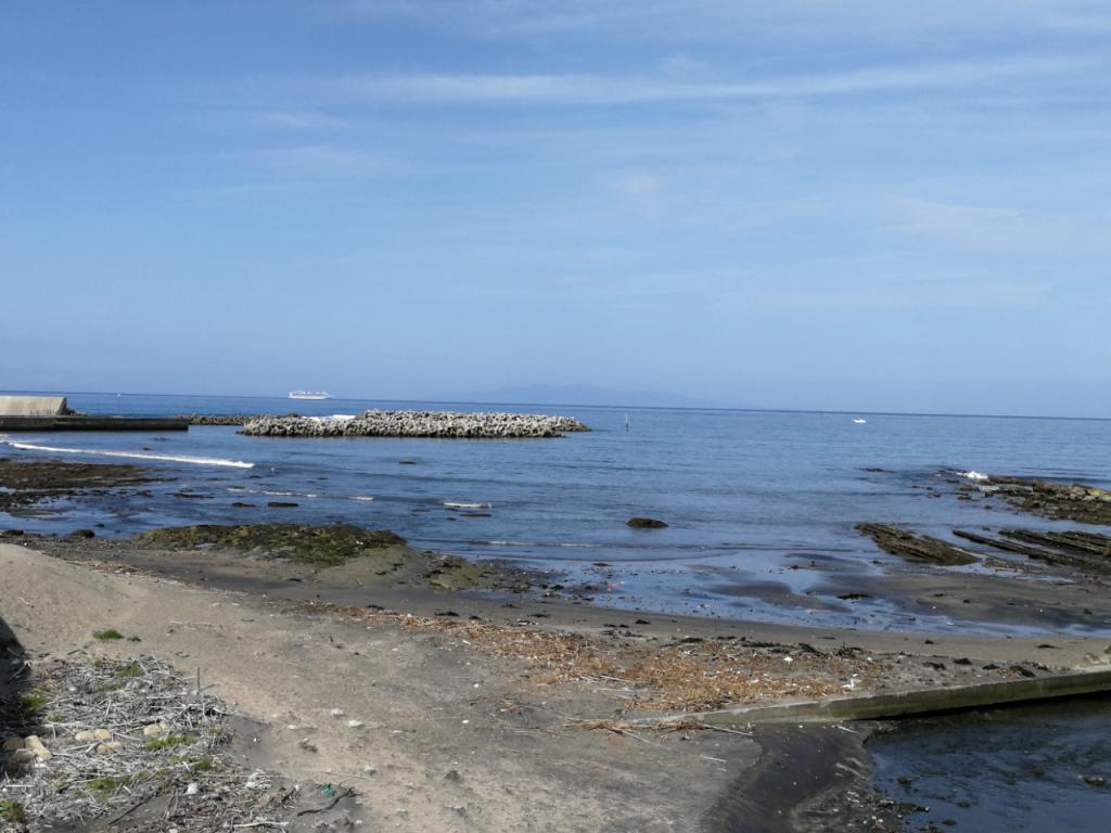 現在の相浜です。