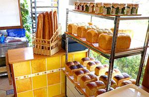 栃木のこだわり焼きたてパン ショコラの手作りパンはこちら