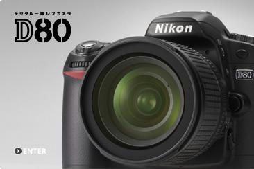 ニコン D80