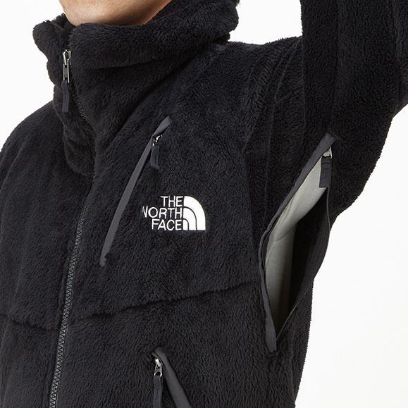 488d3cb49cf6 THE NORTH FACE史上最高のかさ高と温かさを持つフリース生地採用した防寒ジャケット。