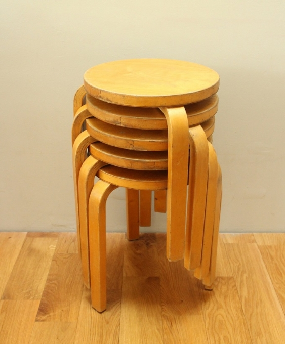 artek stool vintage finmar