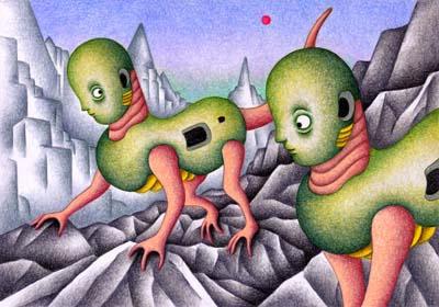 外惑星生物