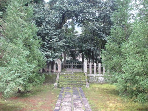 懐良親王御墓八代20170108.jpg