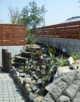 M様のお庭